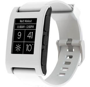 WeatherCube for Pebble
